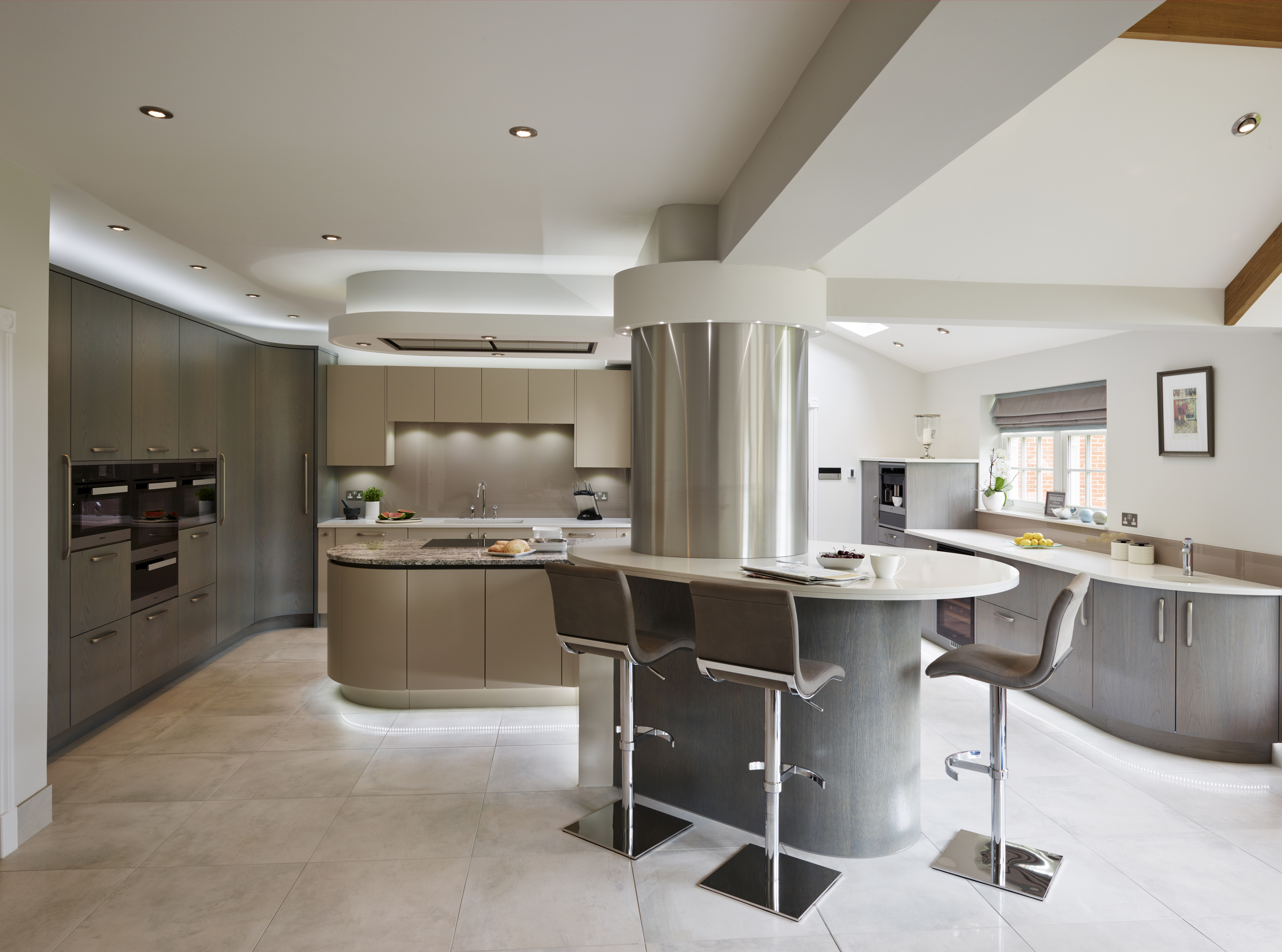 Miele Kitchen Extension Davenport Kitchen