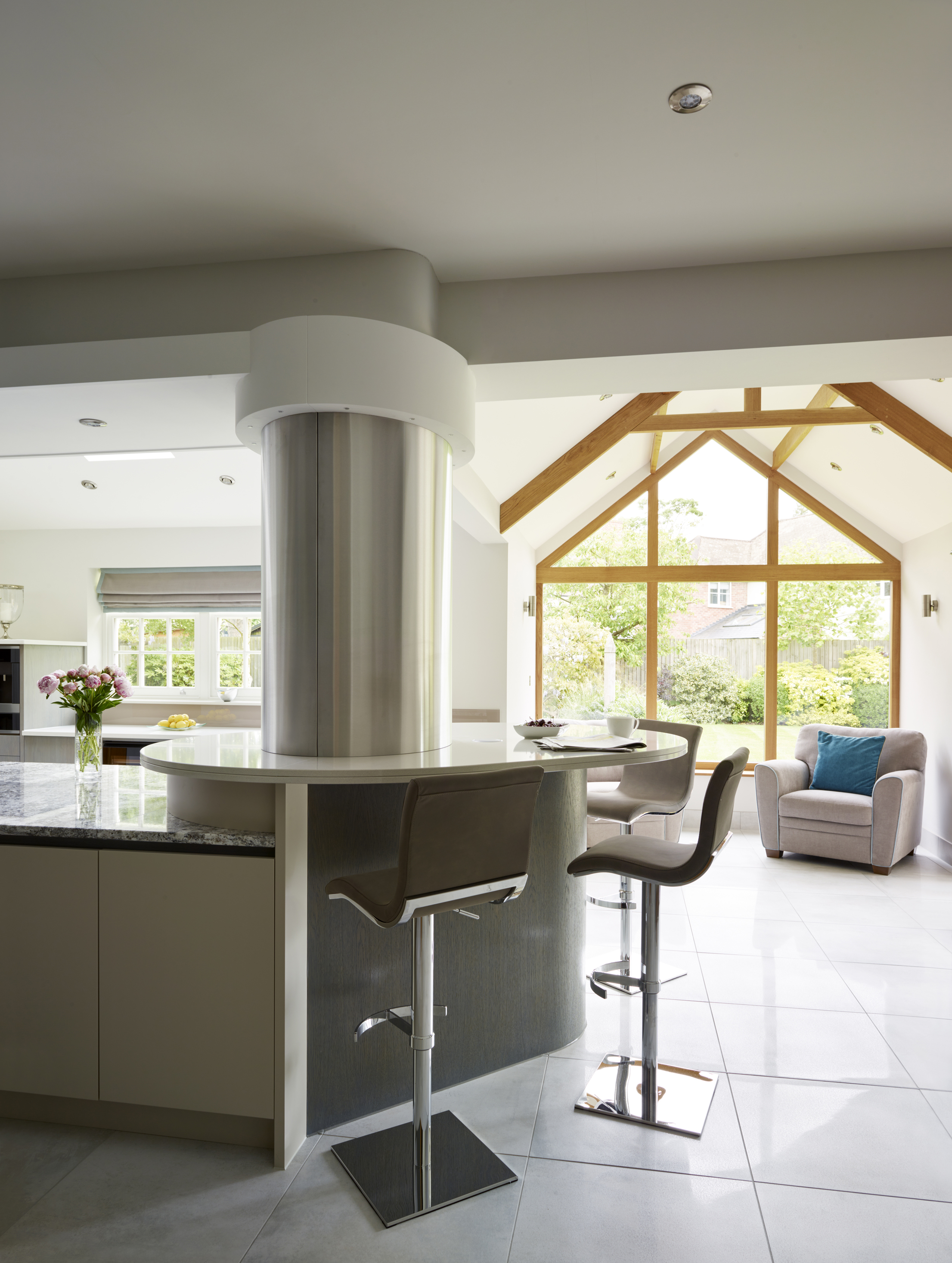 Miele Kitchen Extensions Davonport - Island