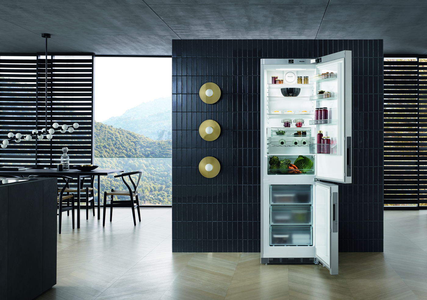 Miele Modern Kitchen