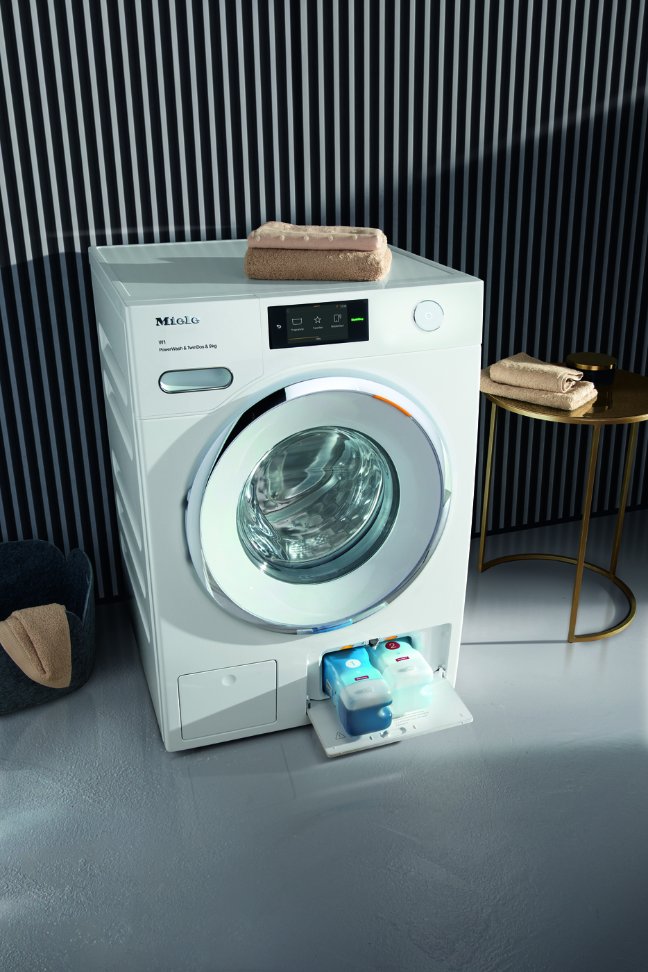 Washing Machine Sport Miele