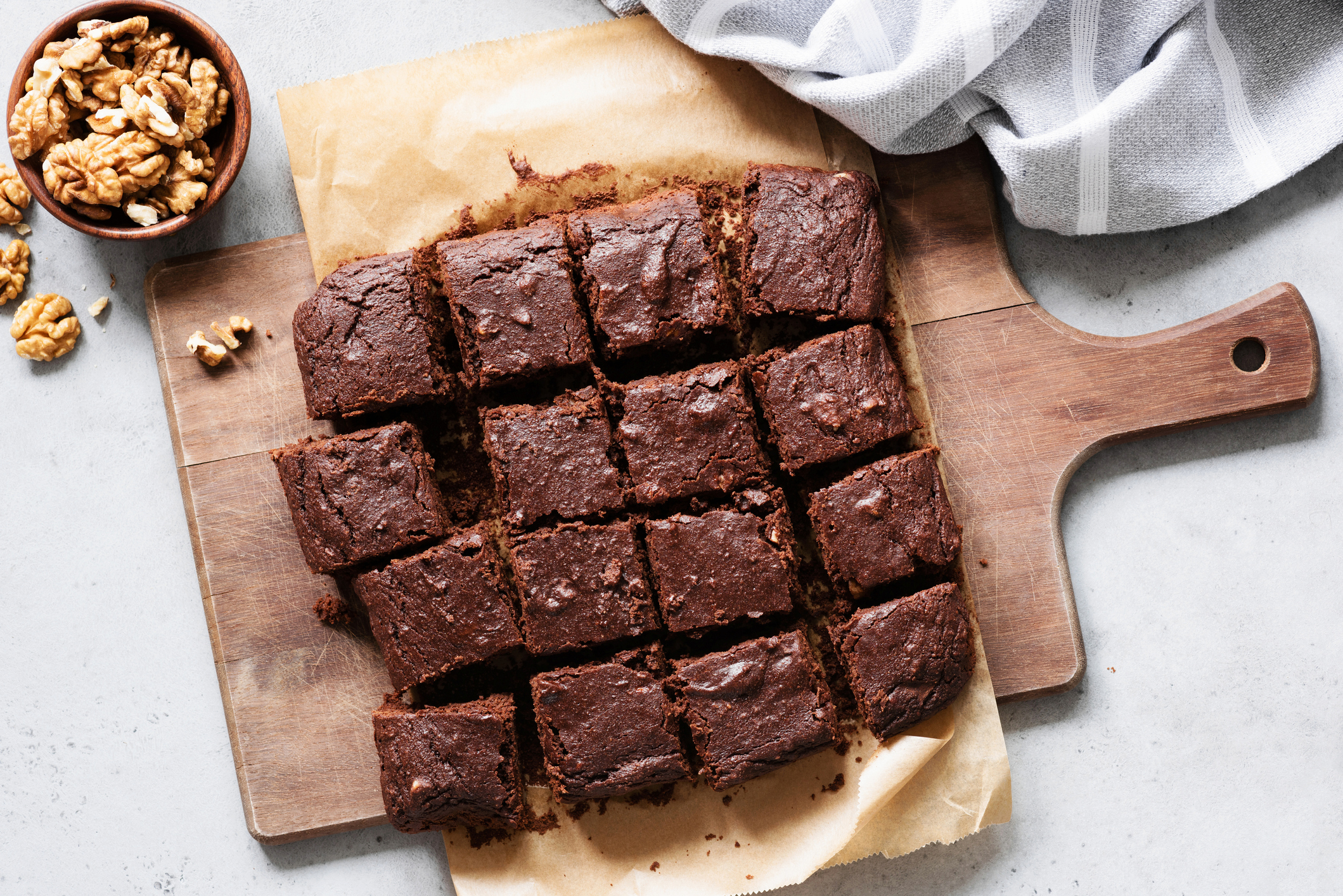 Getty Images Chocolate Brownies