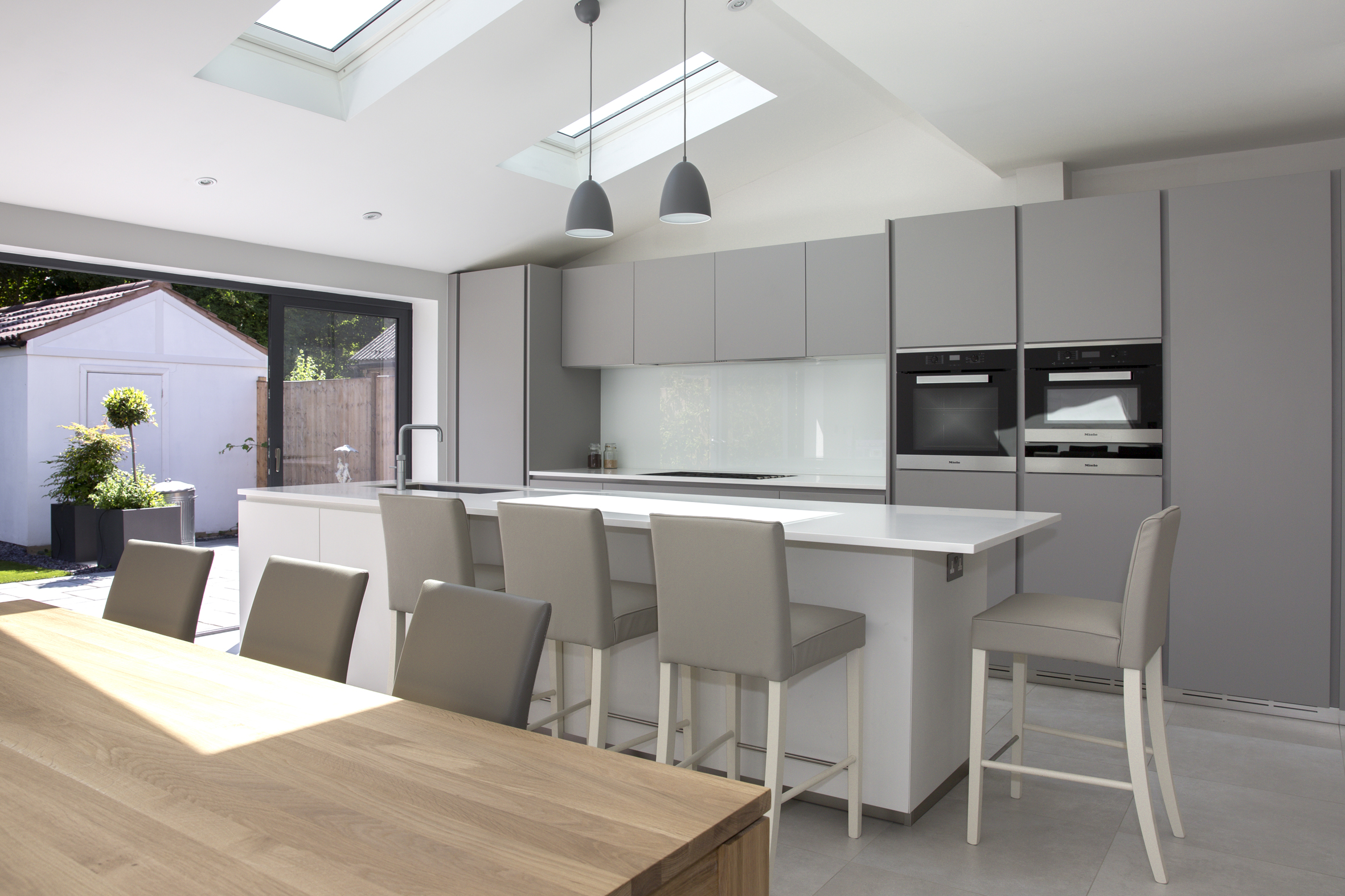 Miele Cococucine Kitchen Seating