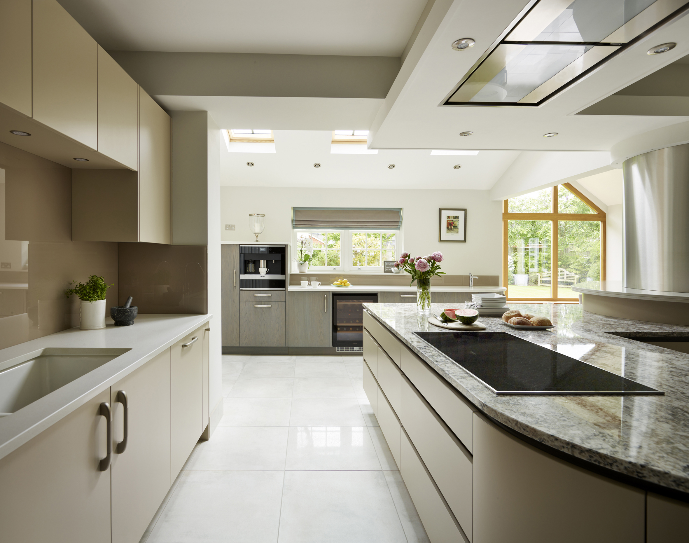 Miele Kitchen Redesign, Davonport Kitchens
