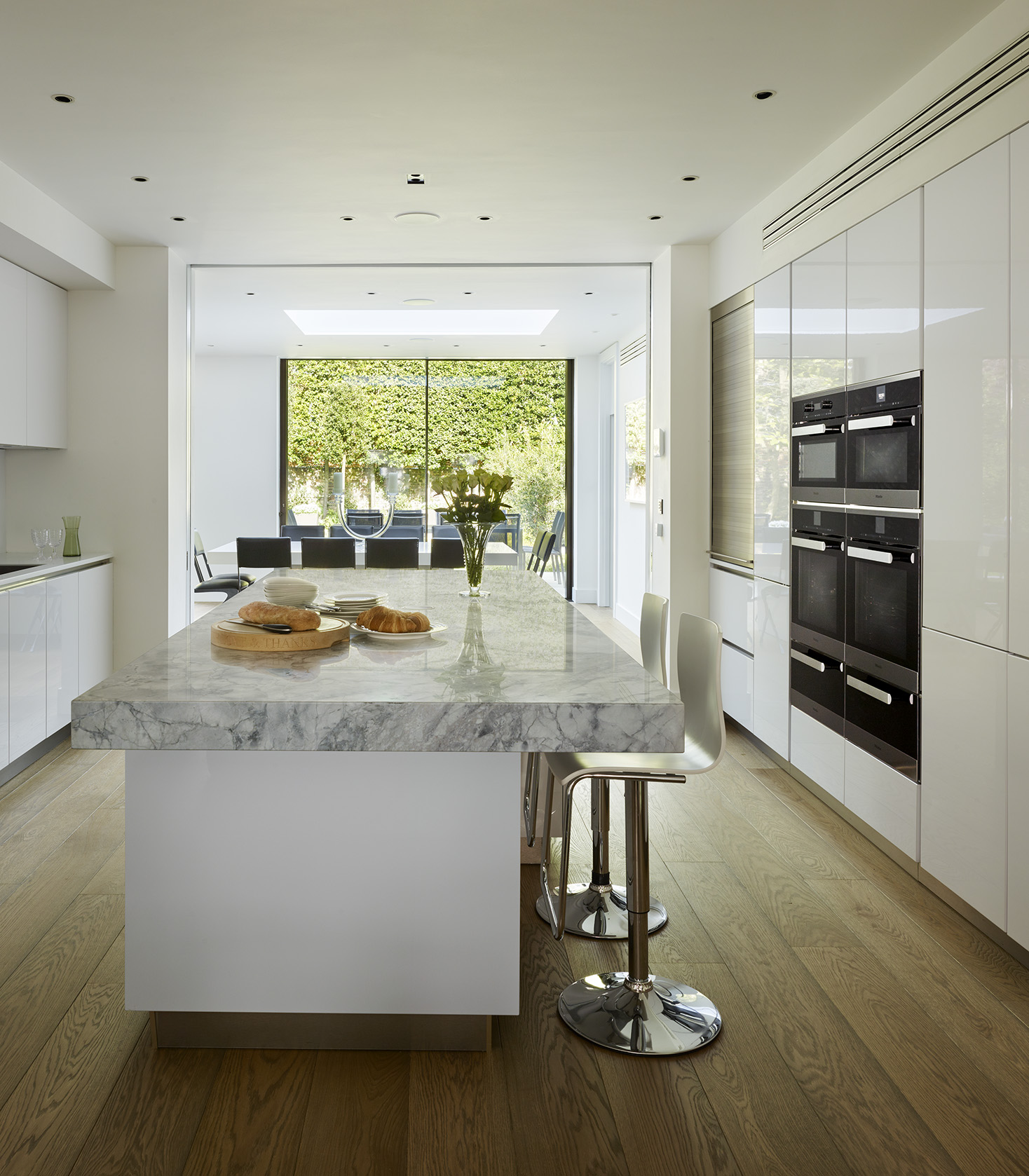 Miele Neil Lerner Kitchen Case Study 1