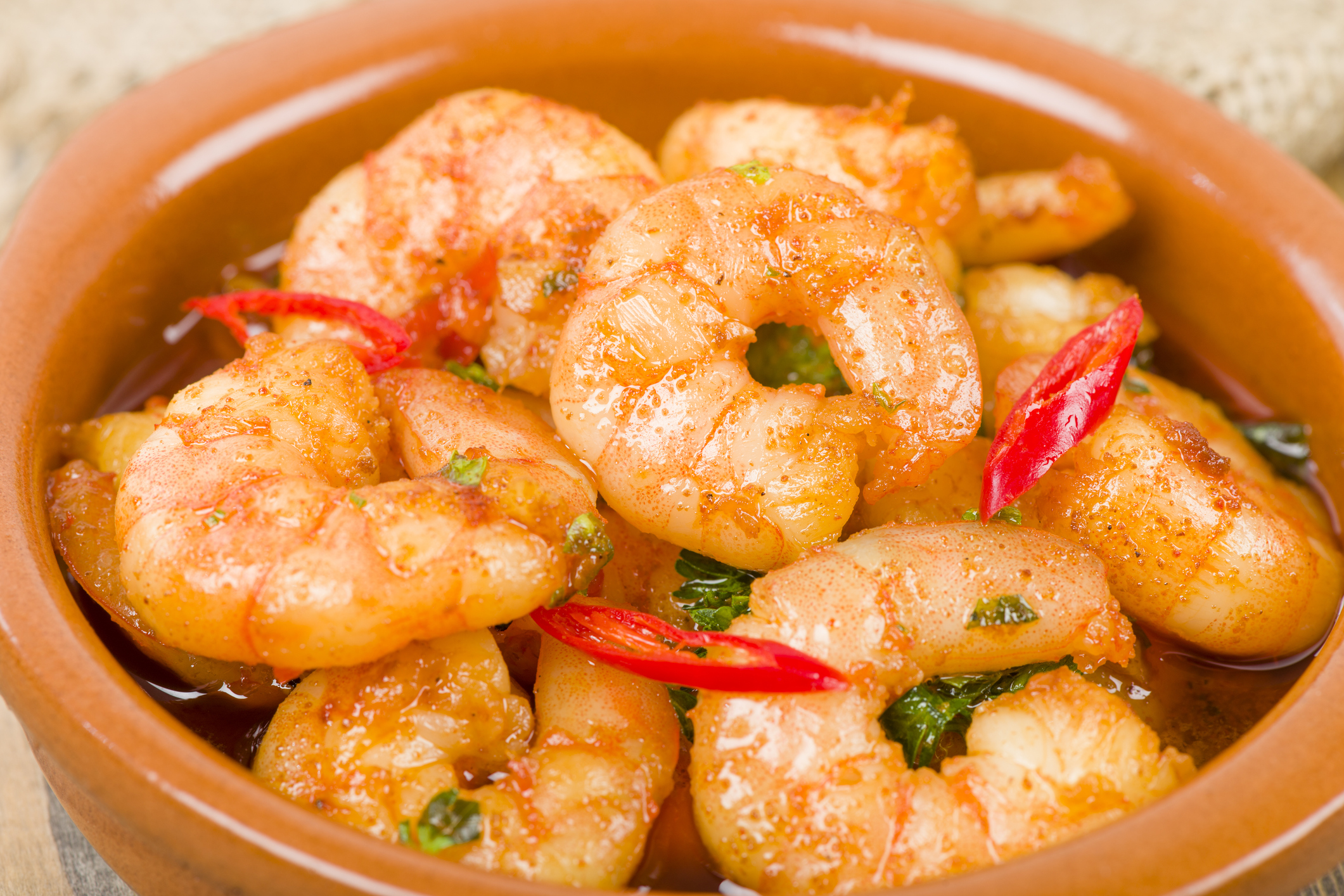 Getty Images - Gambas Pil Pil