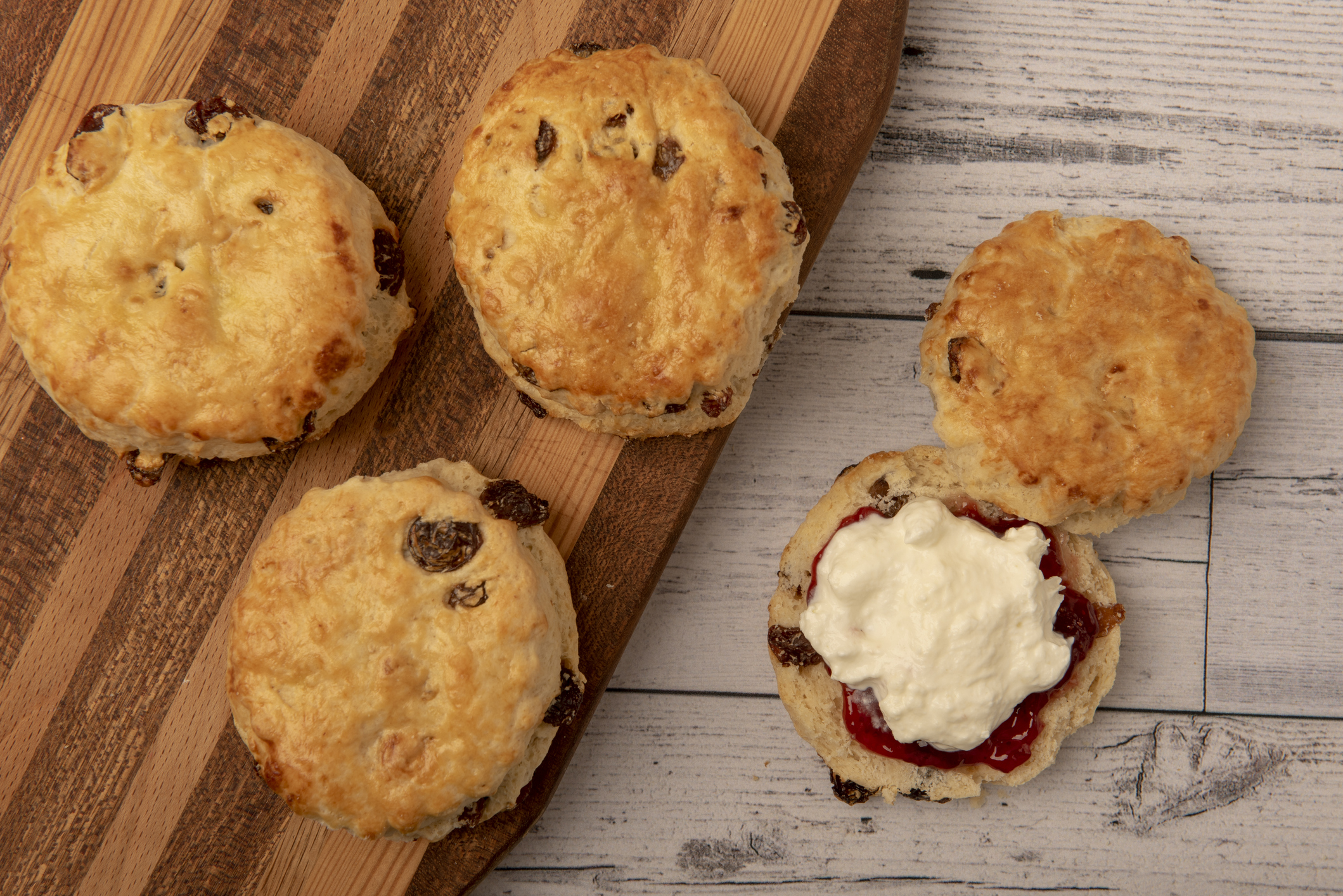 Getty Images - Fruit Scones