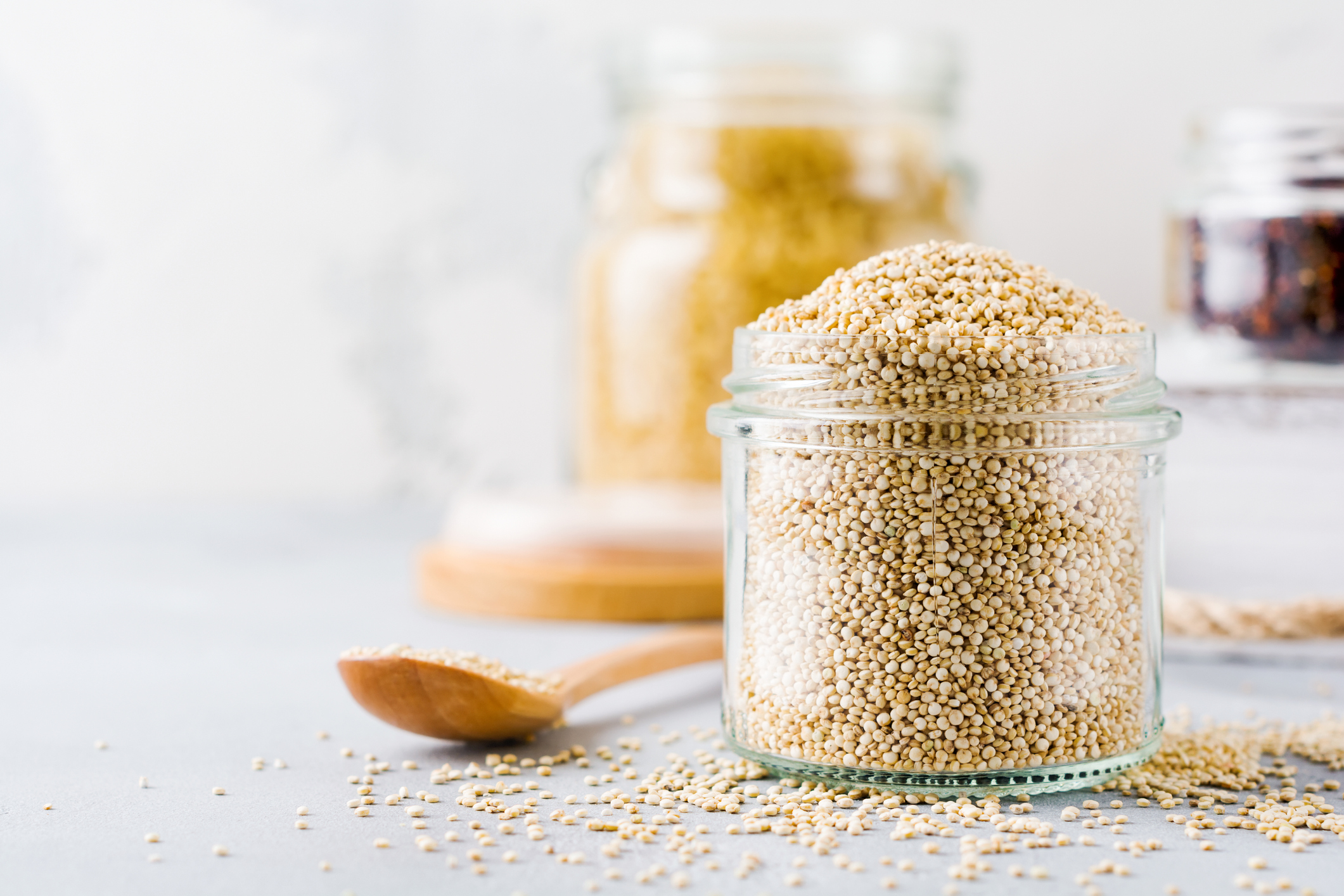 Getty Images - Quinoa