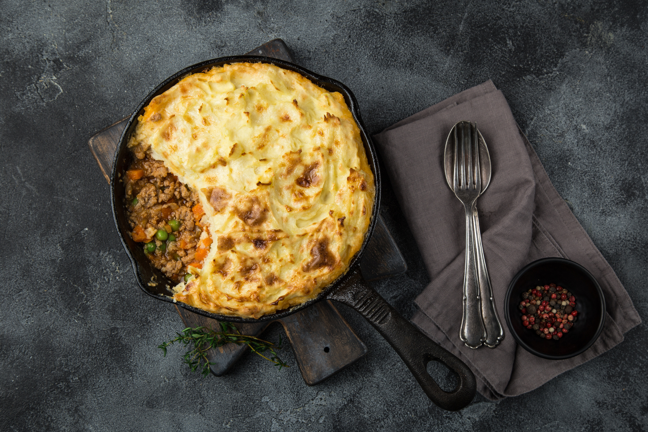 Gett Images - Shepherds Pie