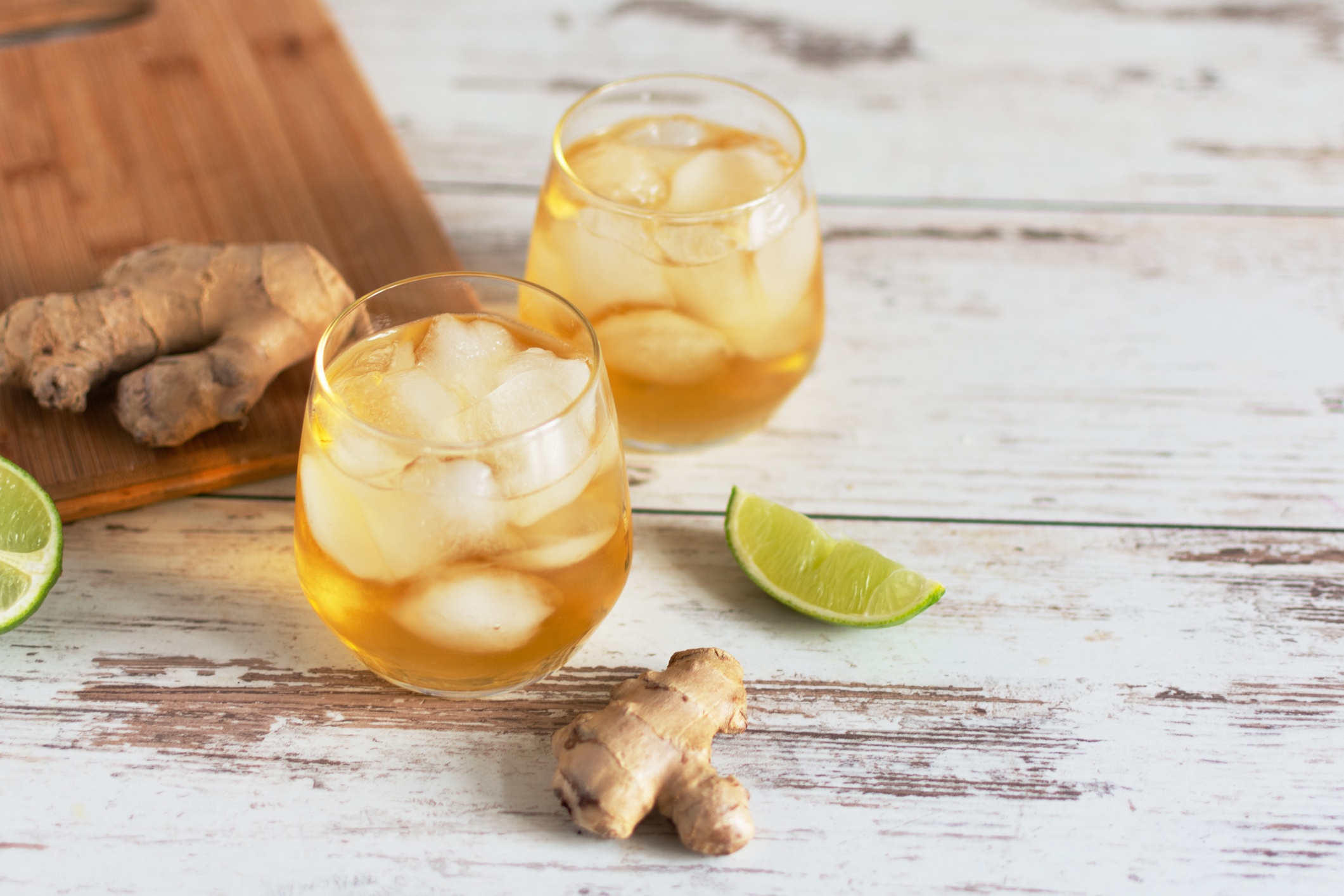 Getty Images - Ginger Cocktail