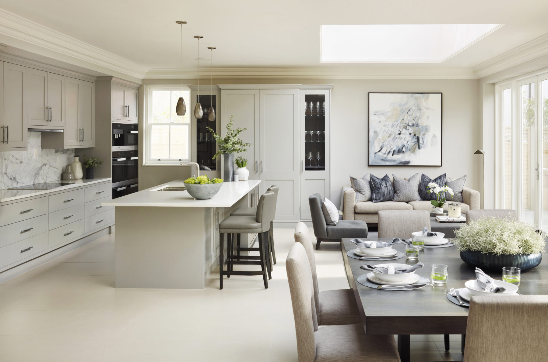 Sophie Paterson Design Advice - Open Plan