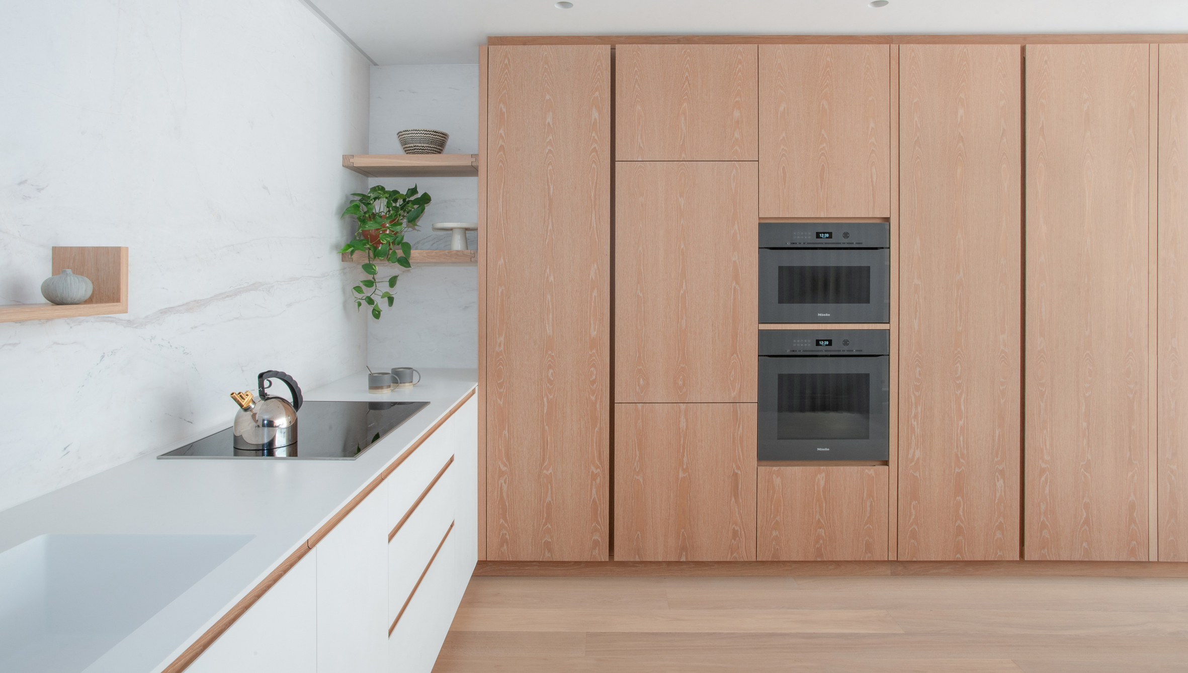 Miele Jack Trench Pocket Doors Oven