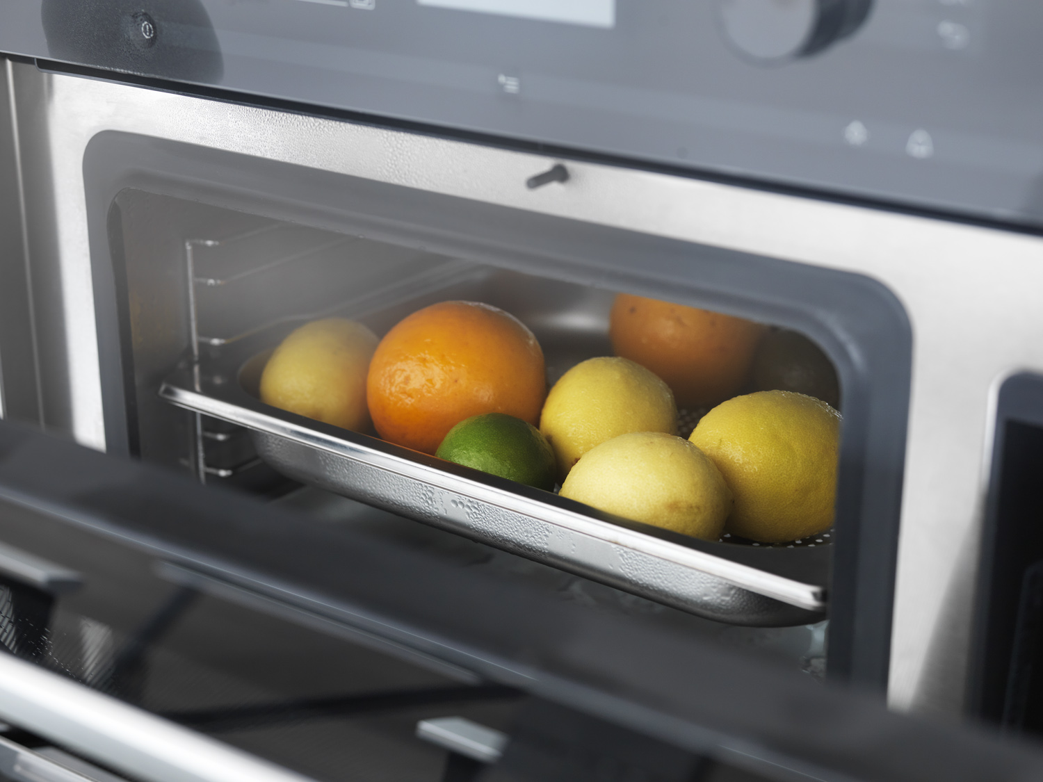 Miele Fruit Steaming