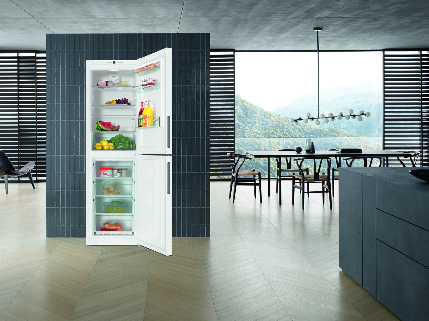 Fridge Freezer KFN29142