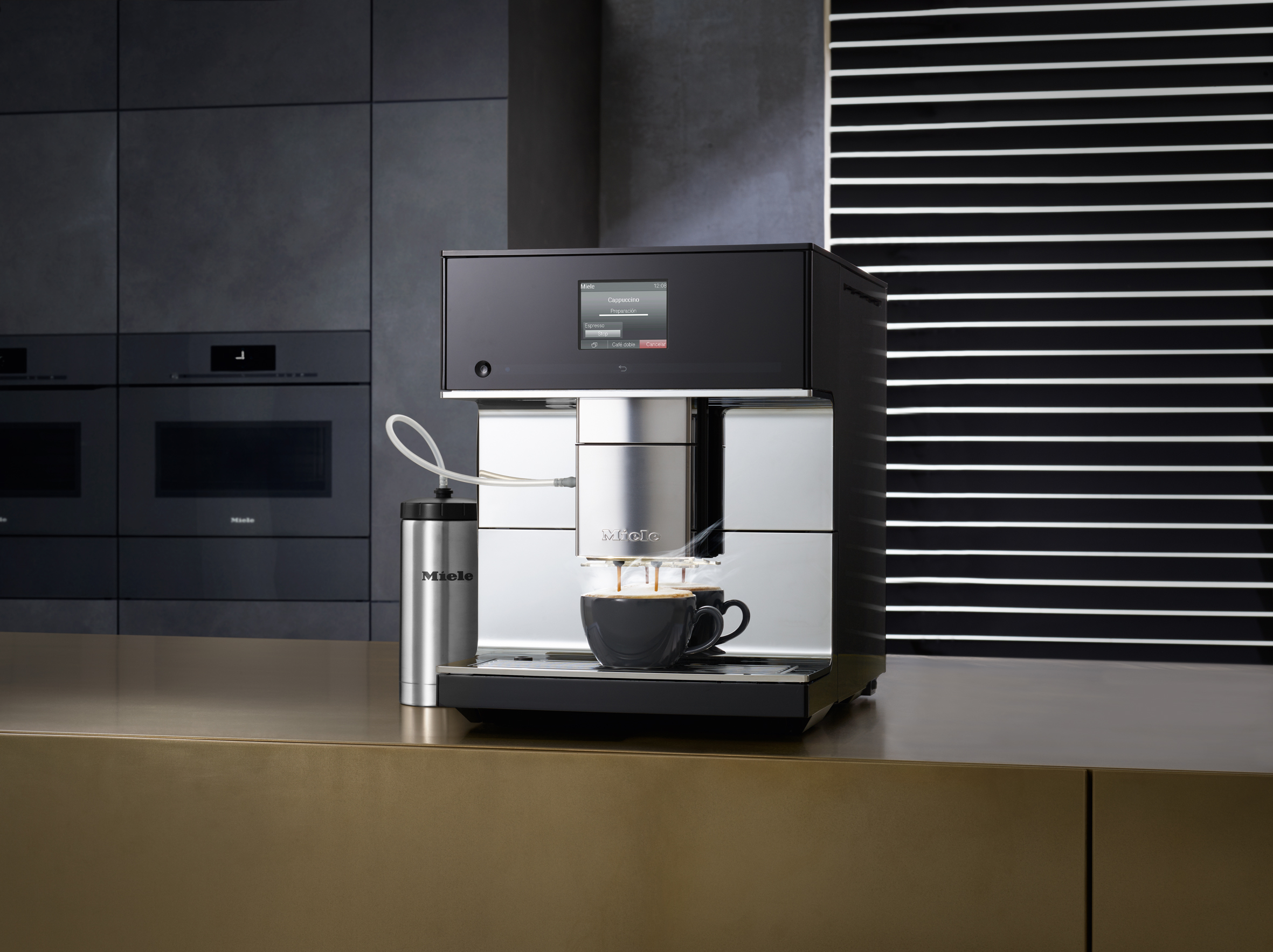 Miele Coffee at Home CM7500