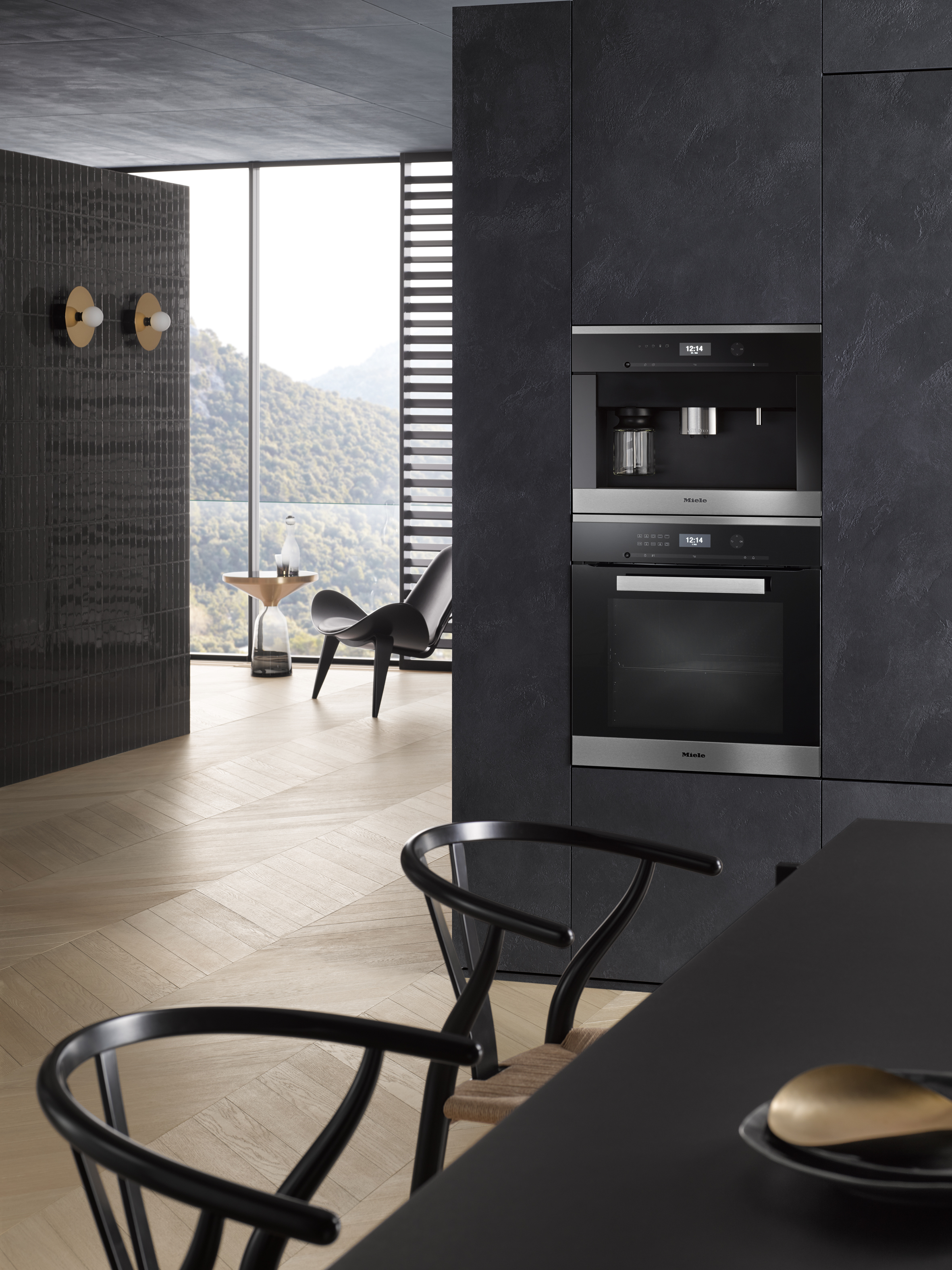 Miele Coffee at Home CVA 6401