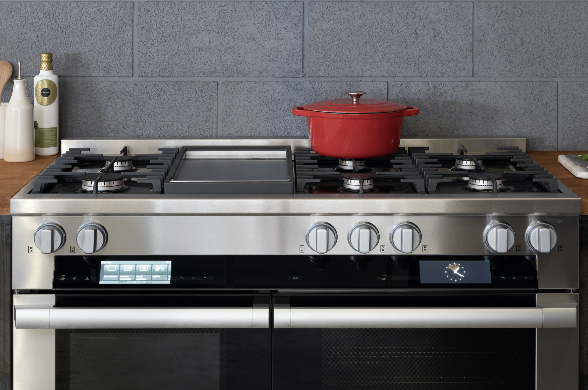 So Much More Than A Range Cooker Der Kern By Miele