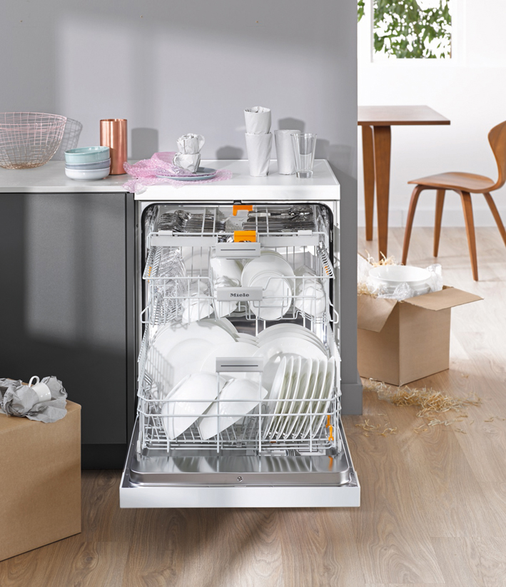 Miele Seven of the best Jubilee Dishwasher