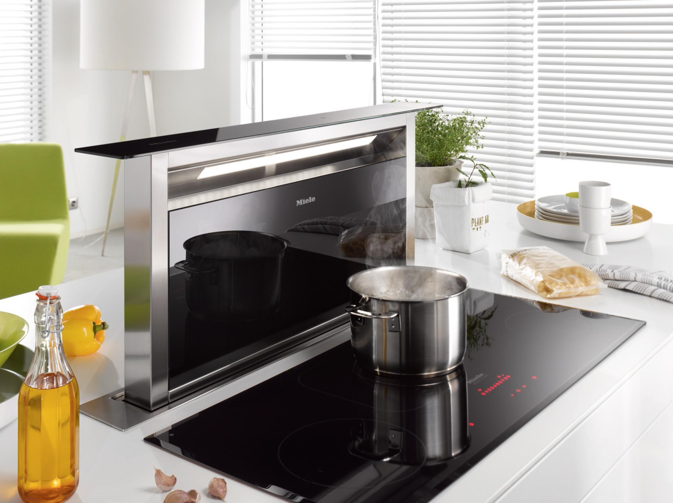 six of the best kitchen island appliances der kern by miele