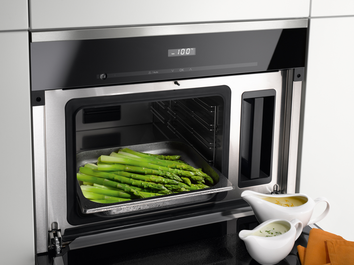 Miele Compact Appliances DG6200 Steam Oven