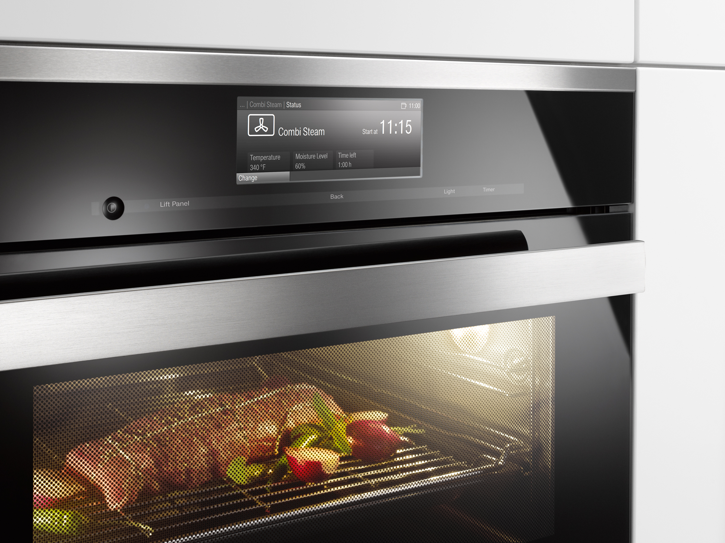 Miele Cooking like A Pro at Home DGC 6800 XL Oven