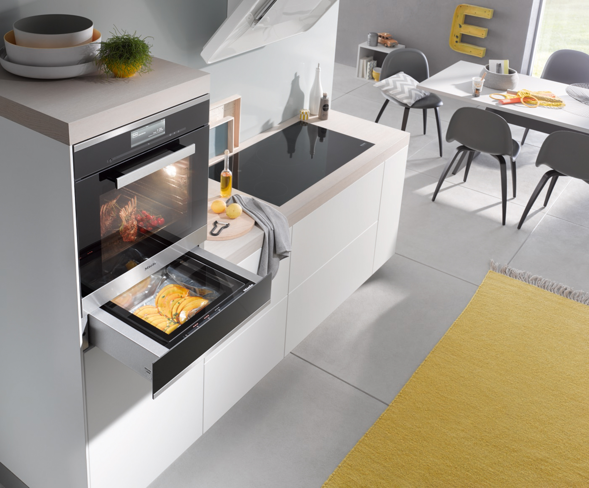 Miele 5 questions when choosing appliances warming drawer