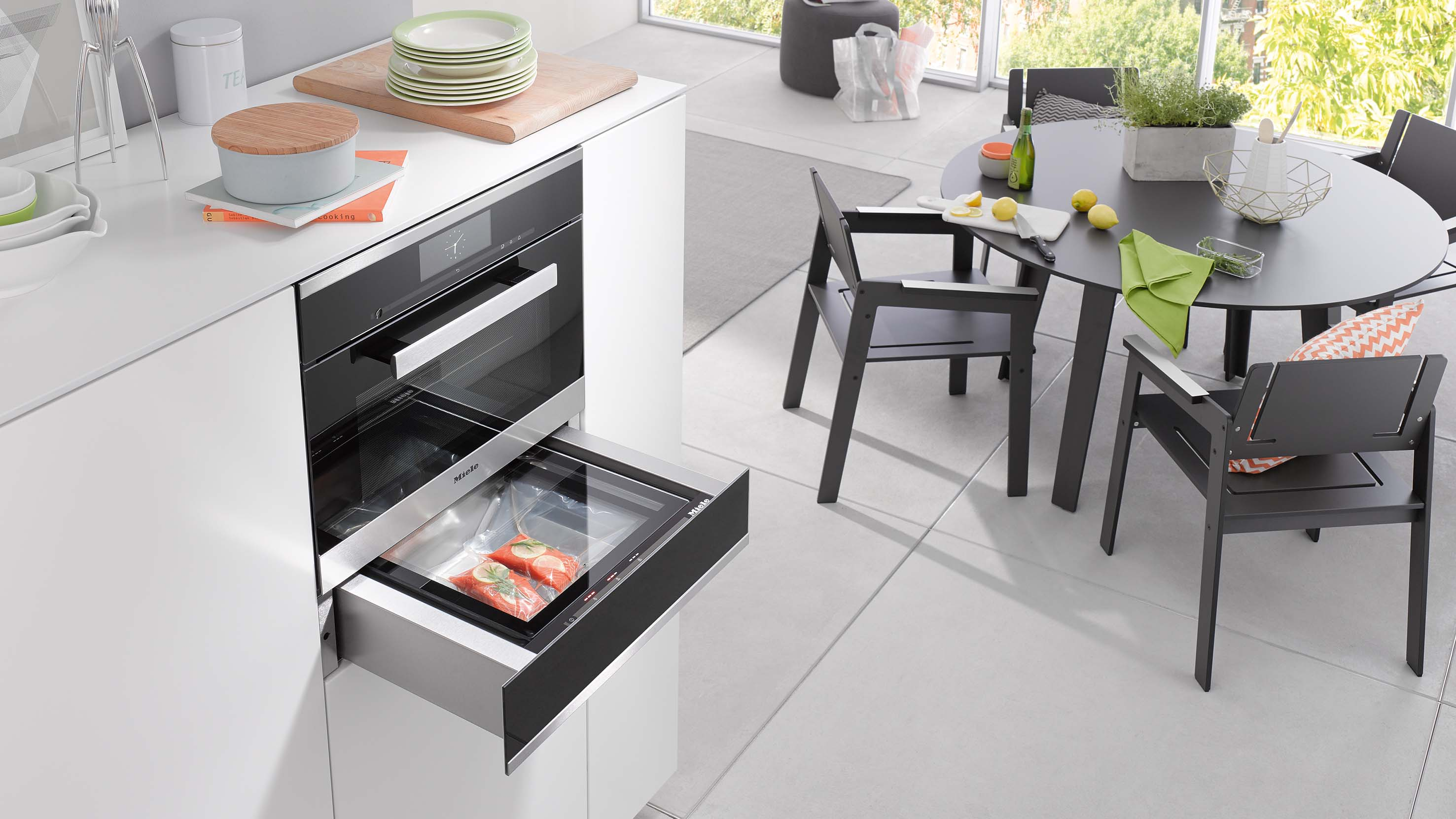 Miele Sous Vide Vacuum Sealing Drawer
