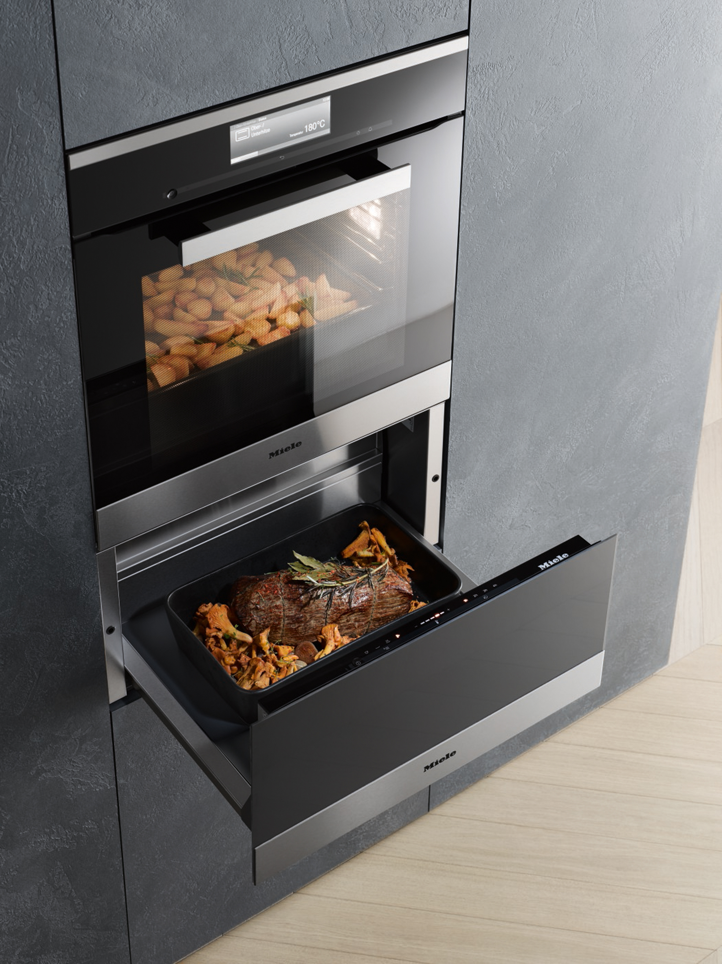 Miele Gourmet Warming Drawer
