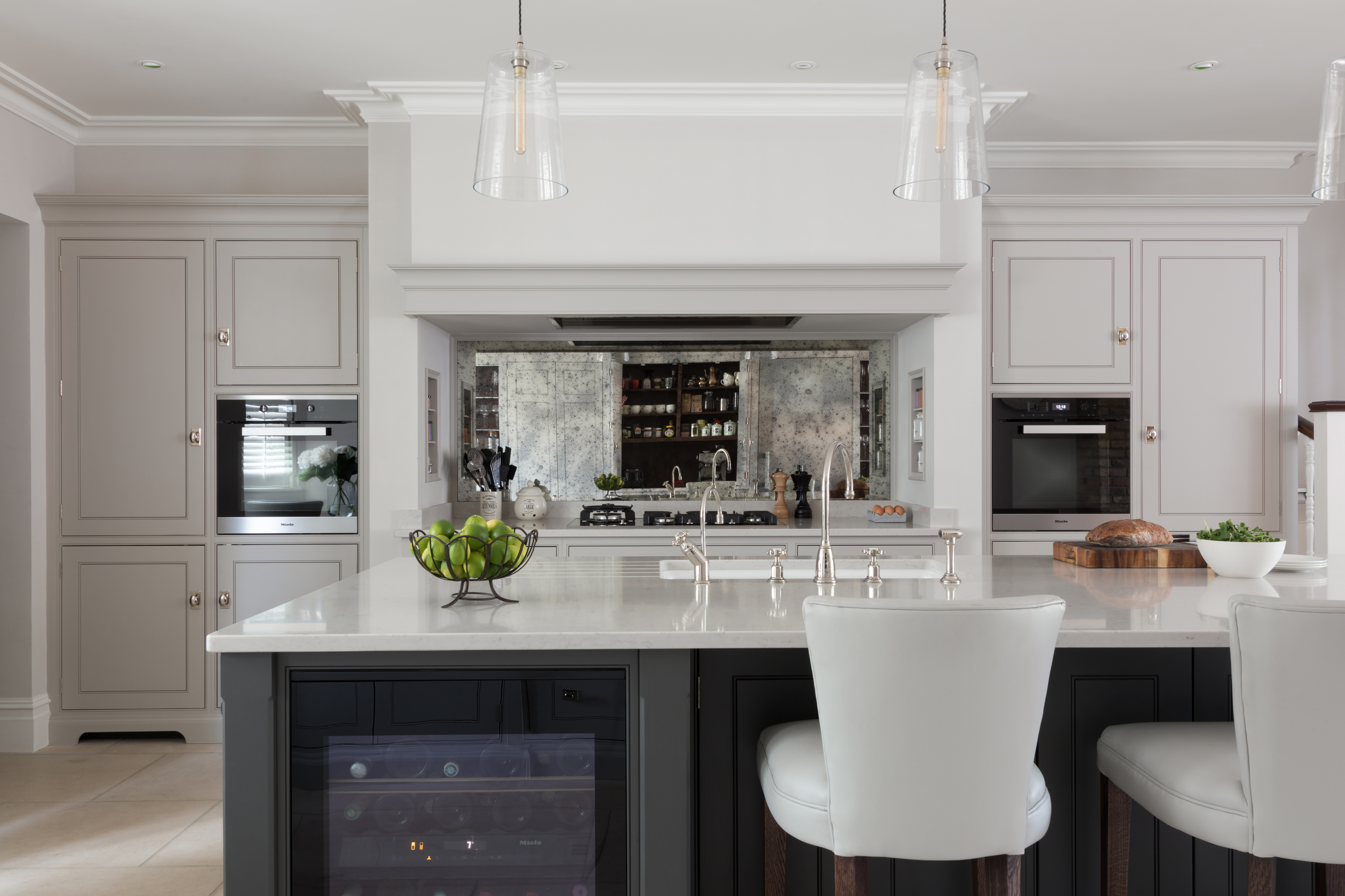 Miele Humphrey Munson Spenlow Kitchen Island