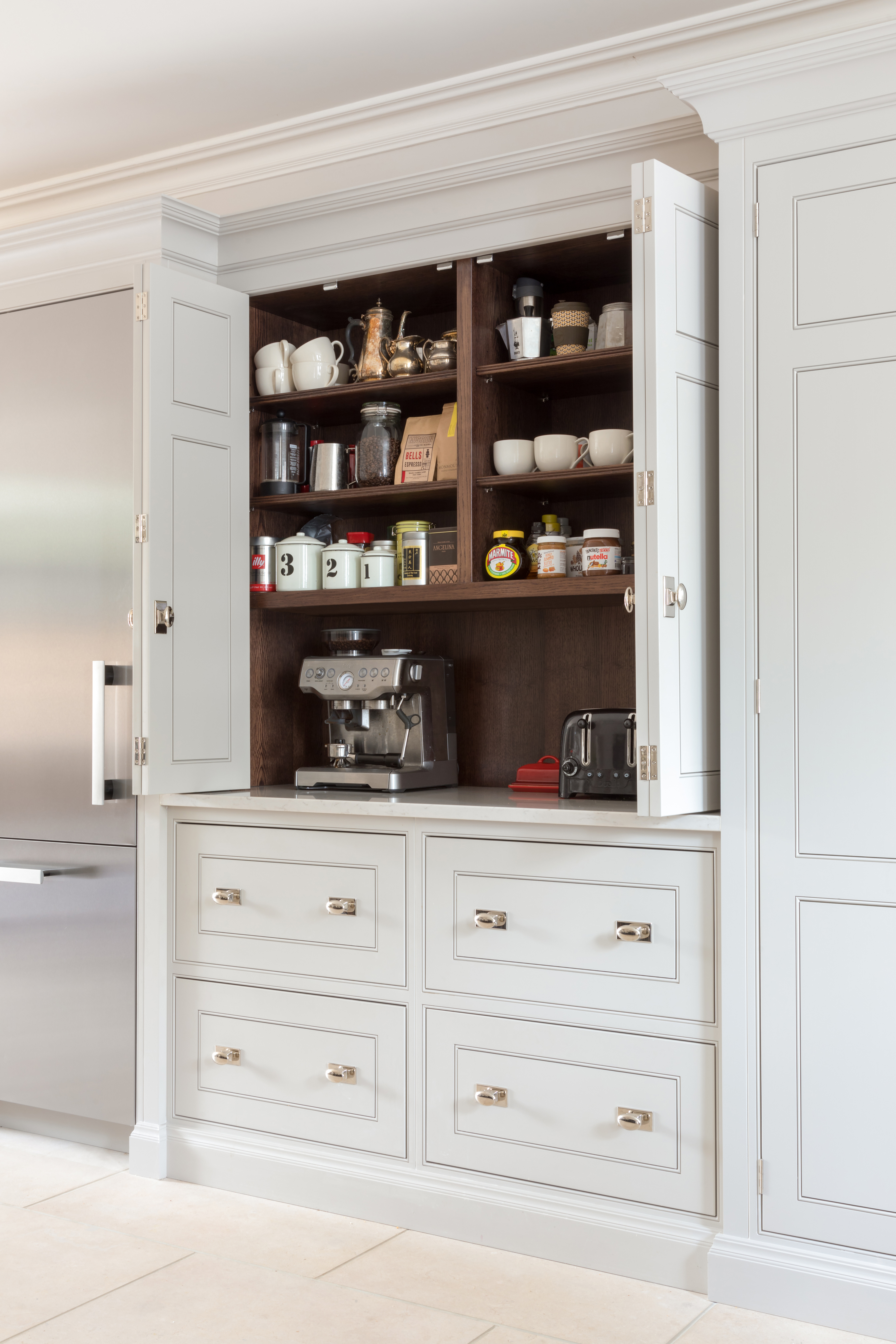 Miele Humphrey Munson Spenlow Kitchen Storage