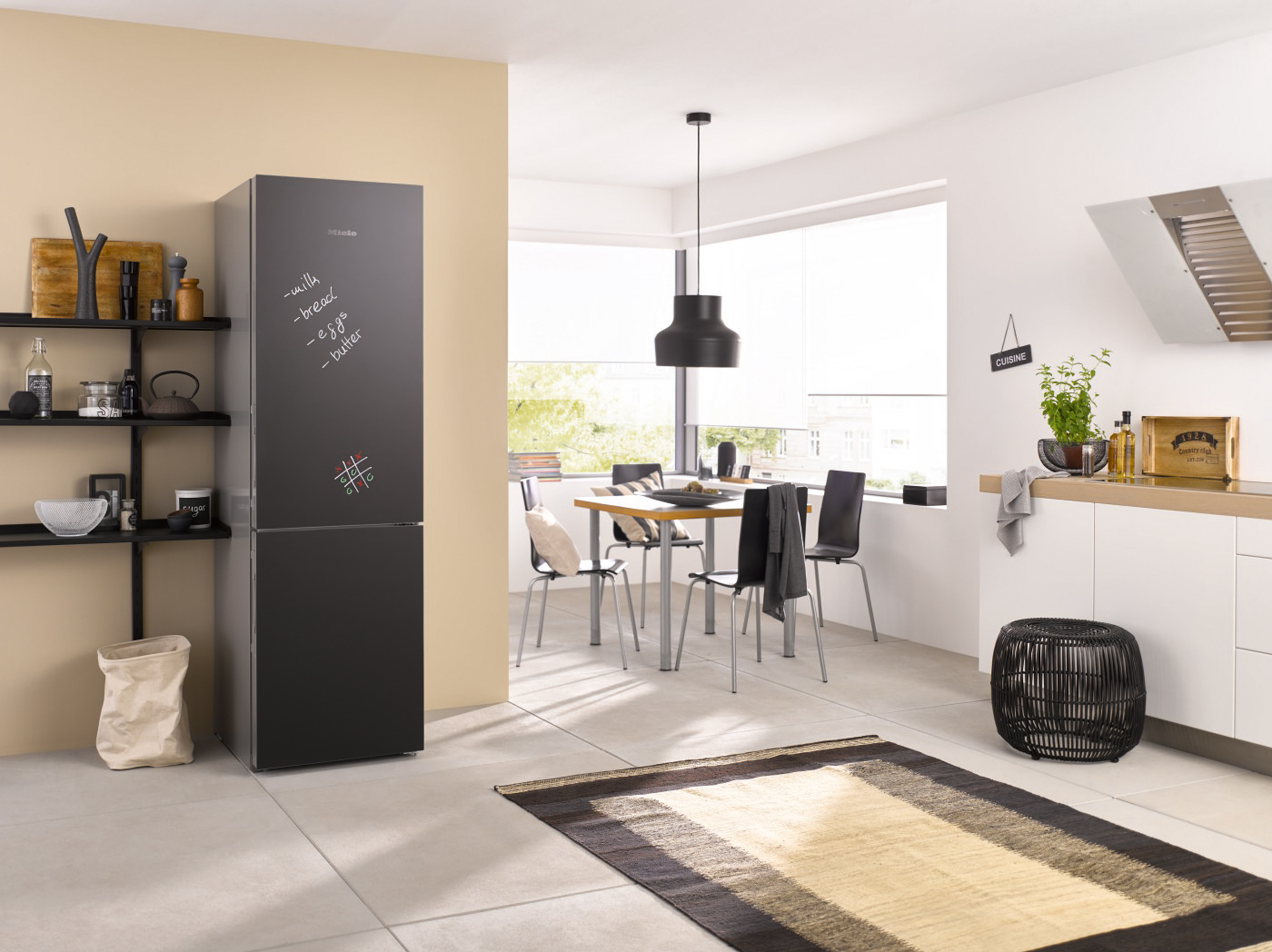 Miele Busy Families Blackboard Fridge Freezers