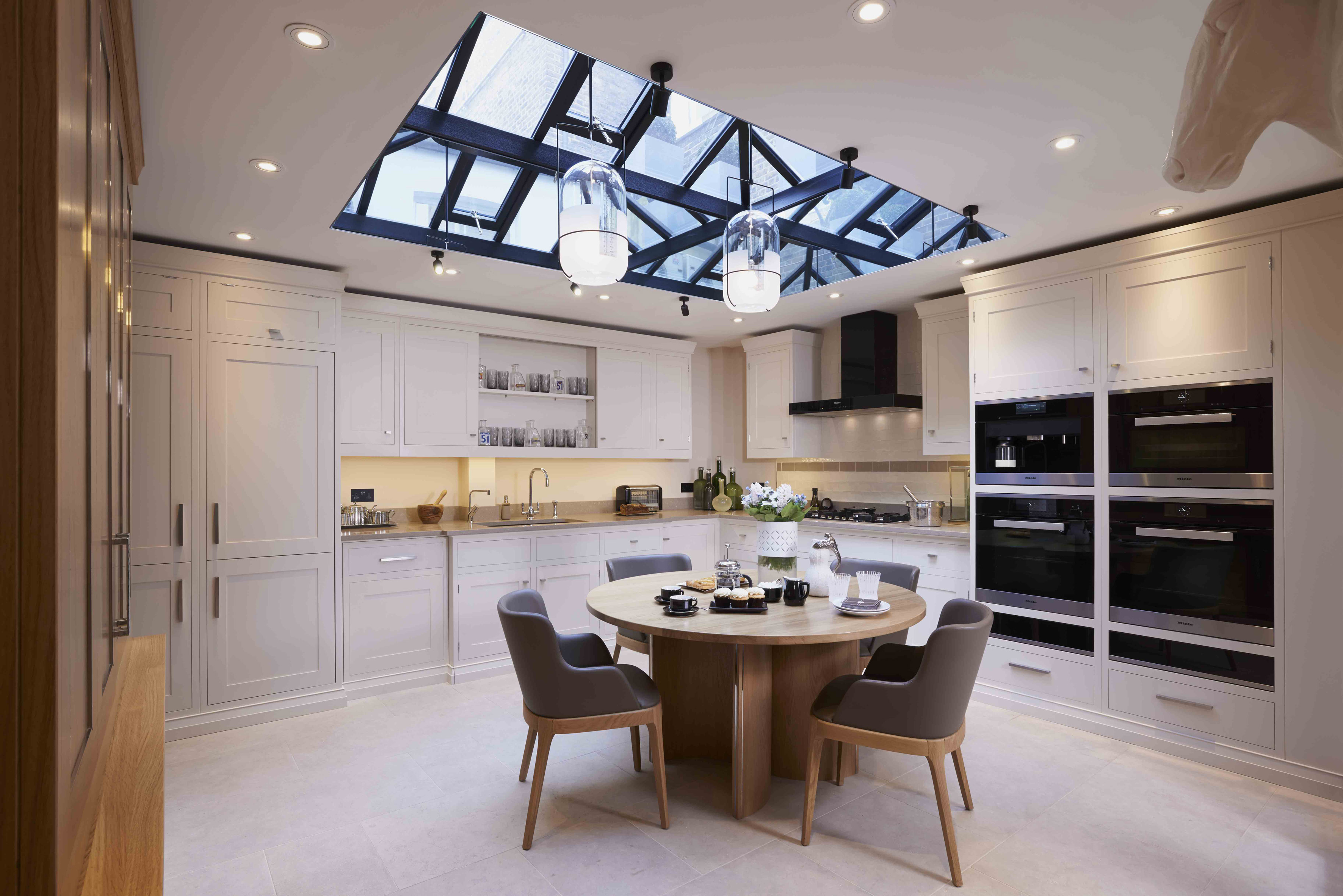 Top Tips For Designing The Right Kitchen Zone Der Kern By Miele