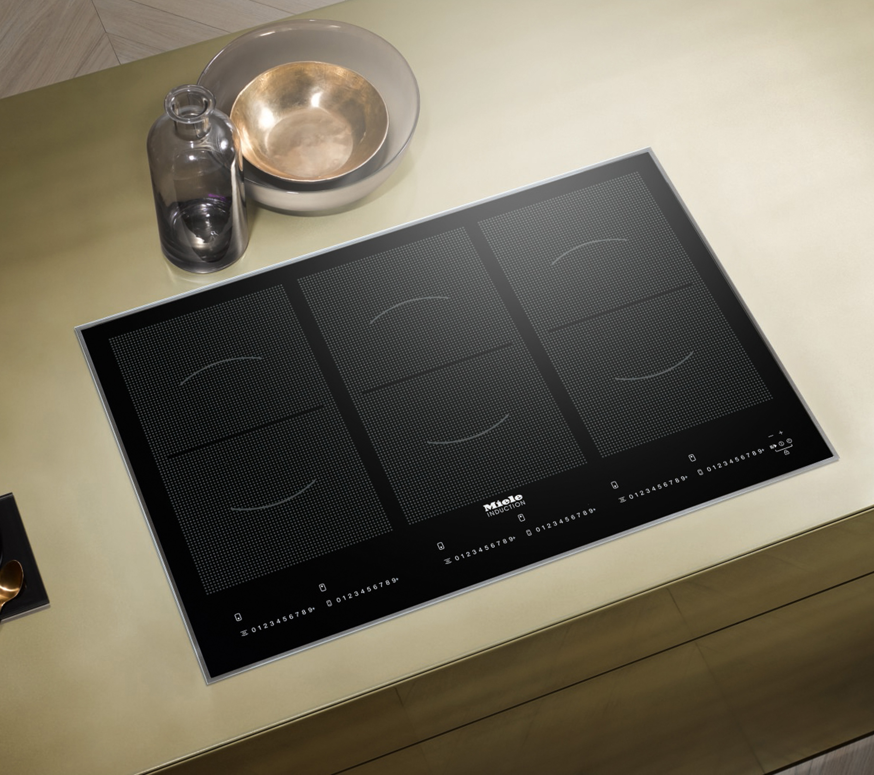 Miele Perfection Series KM 6366-1 Induction Hob
