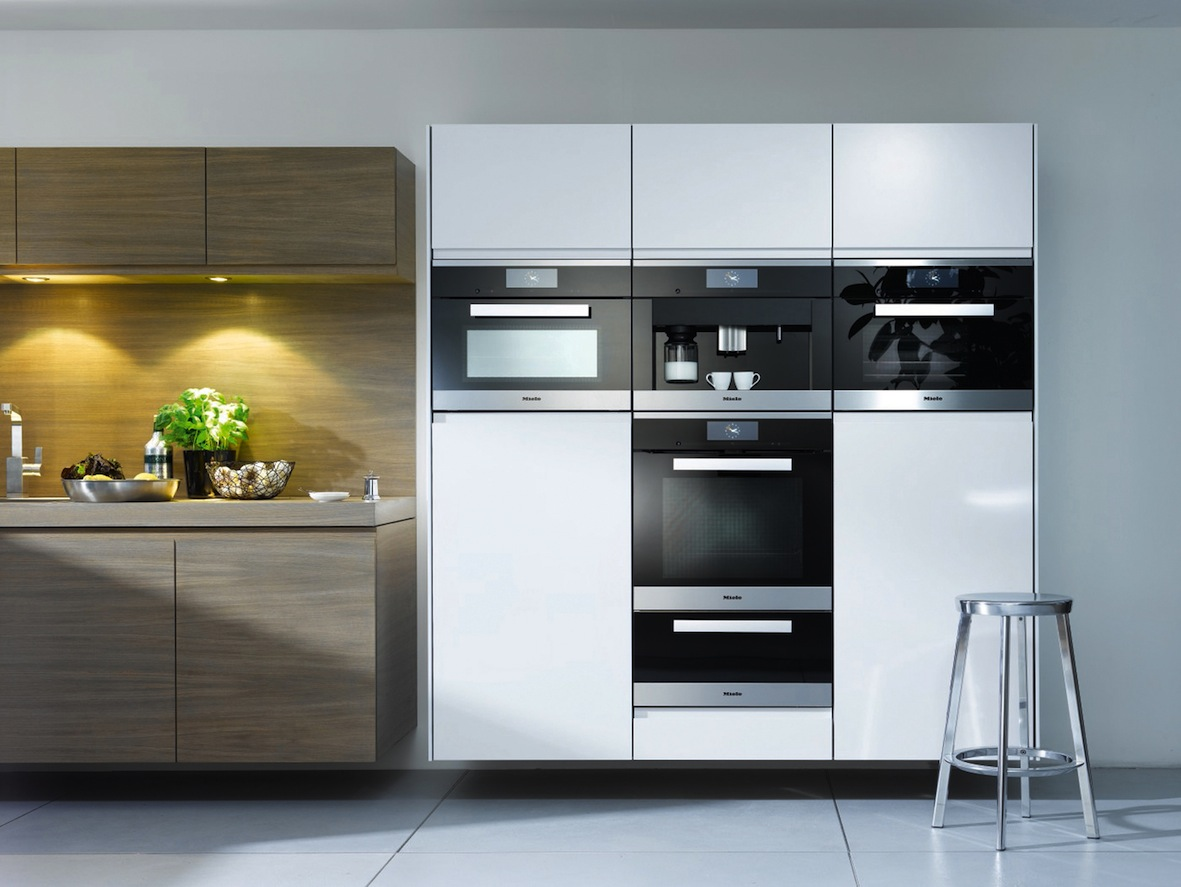 Miele PureLine Appliances