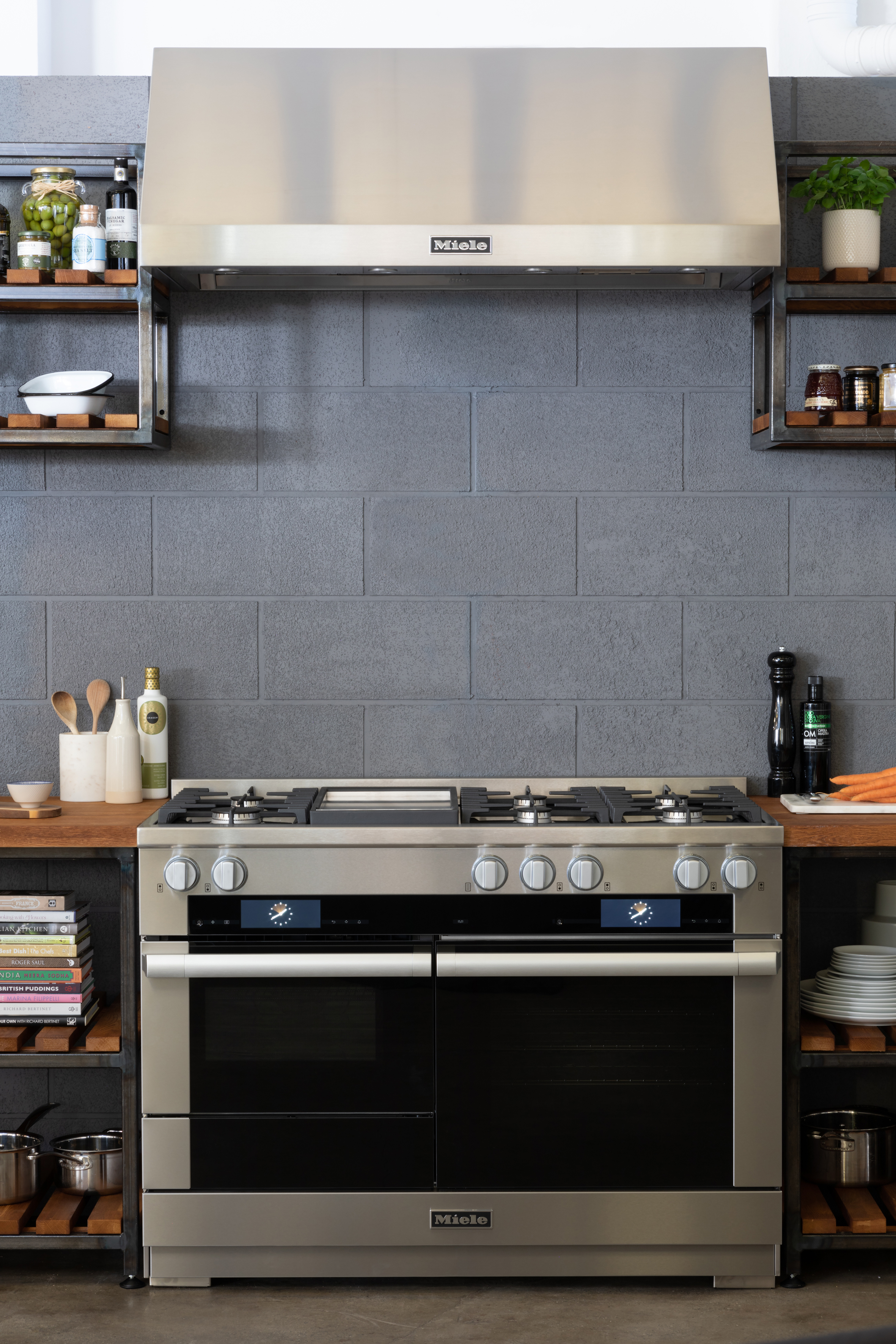 Divertimenti Range Cooker
