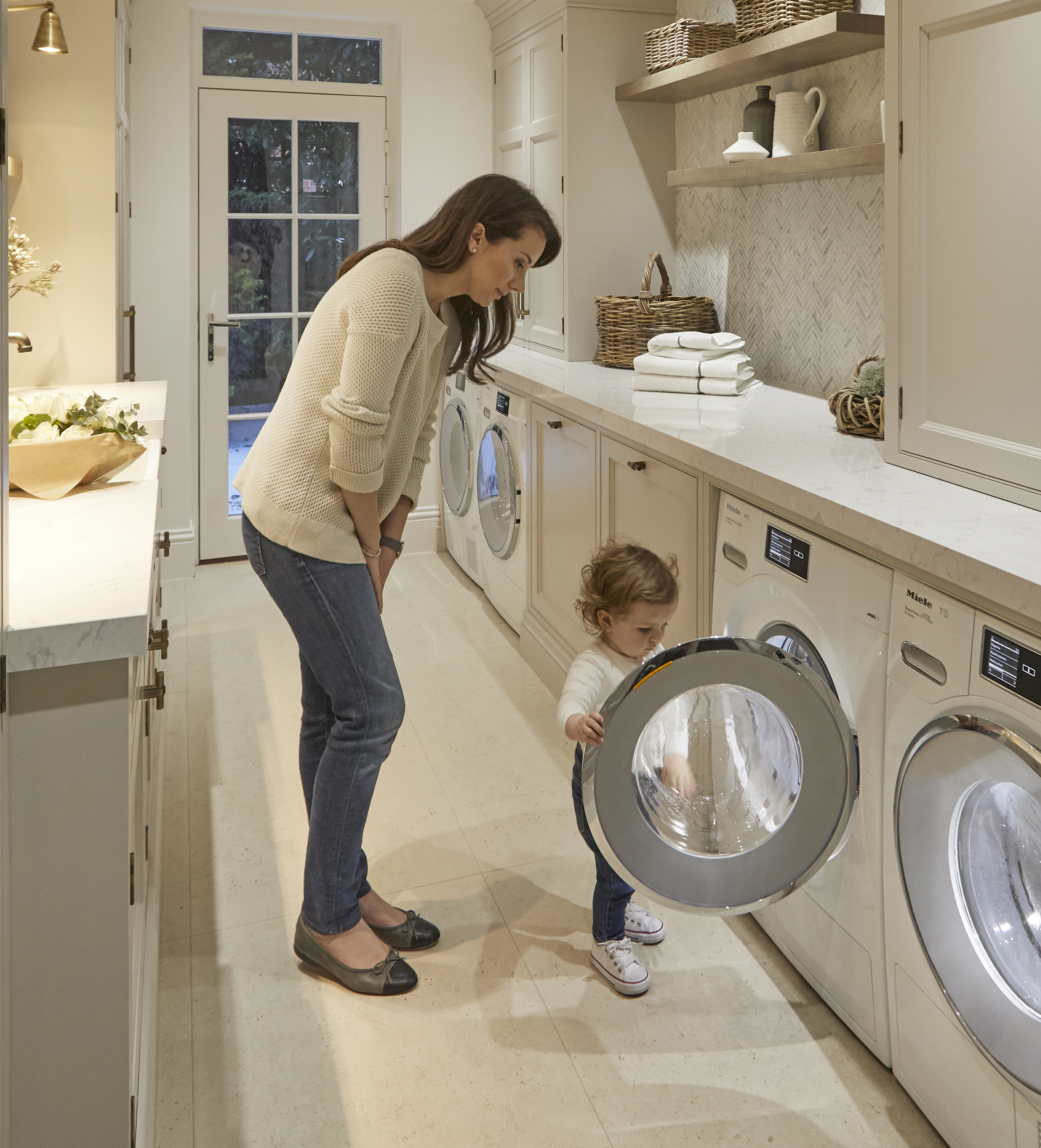 Miele Sophie Paterson Utility In Use