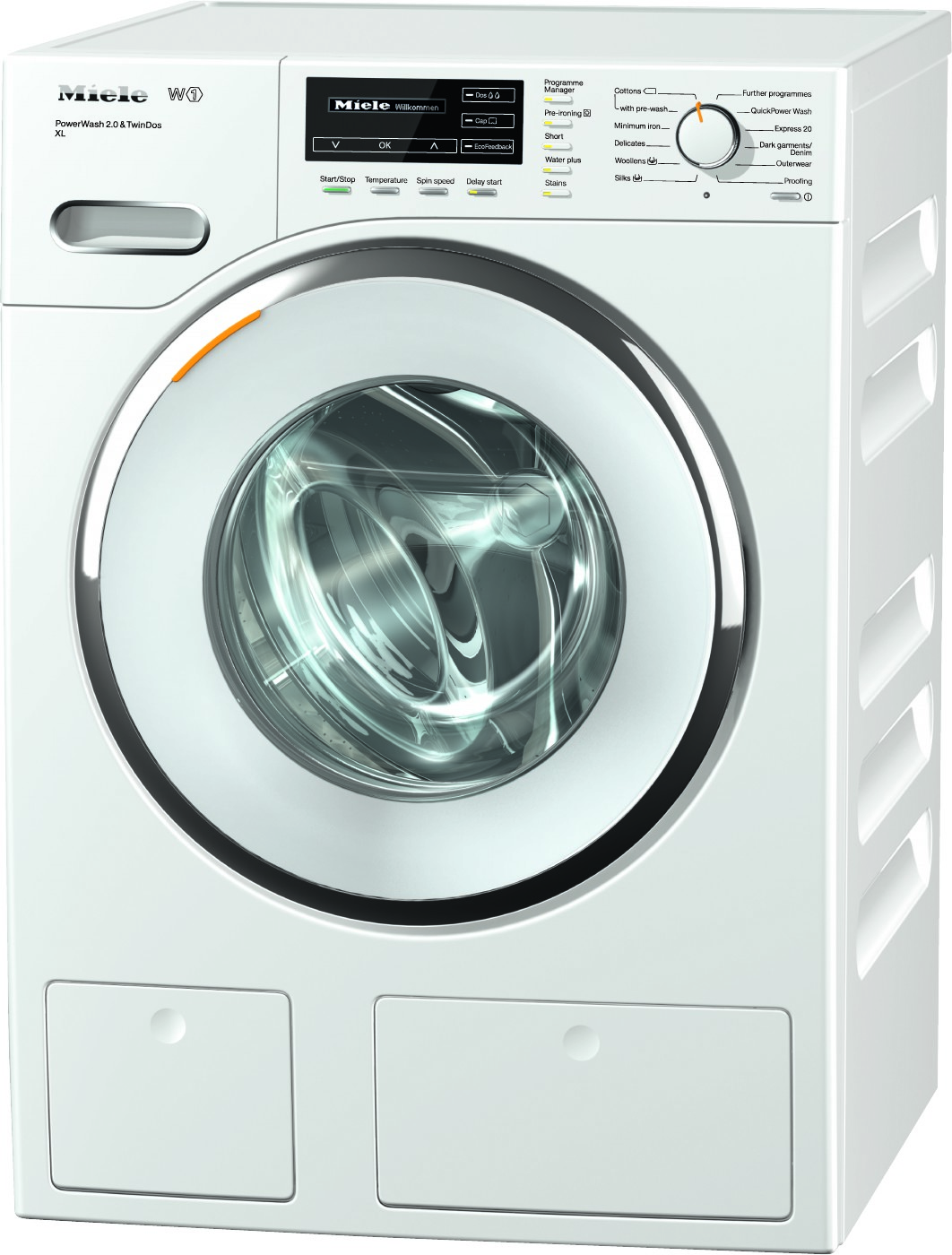 Miele WMH122WPS Washing Machine