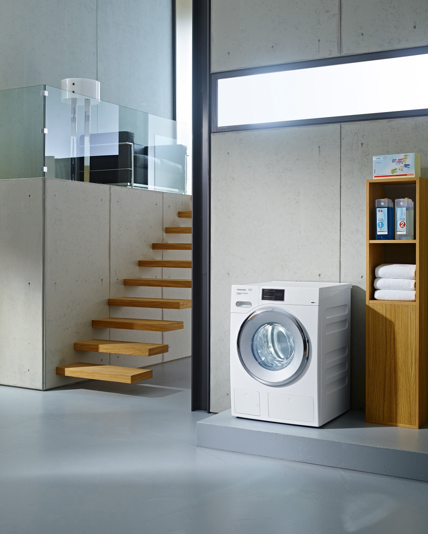 Miele Exclusive Collection WMV 960 WPS Washing Machine