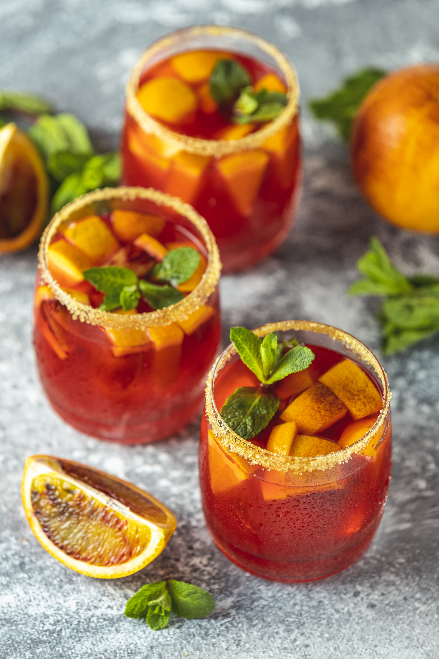 Getty Images - Pimms