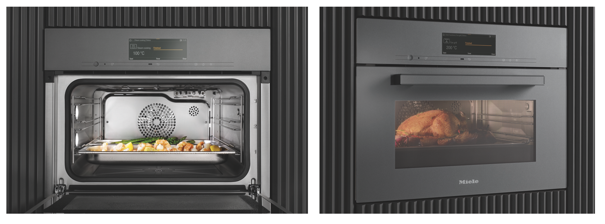 Generation 7000 Steam Ovens