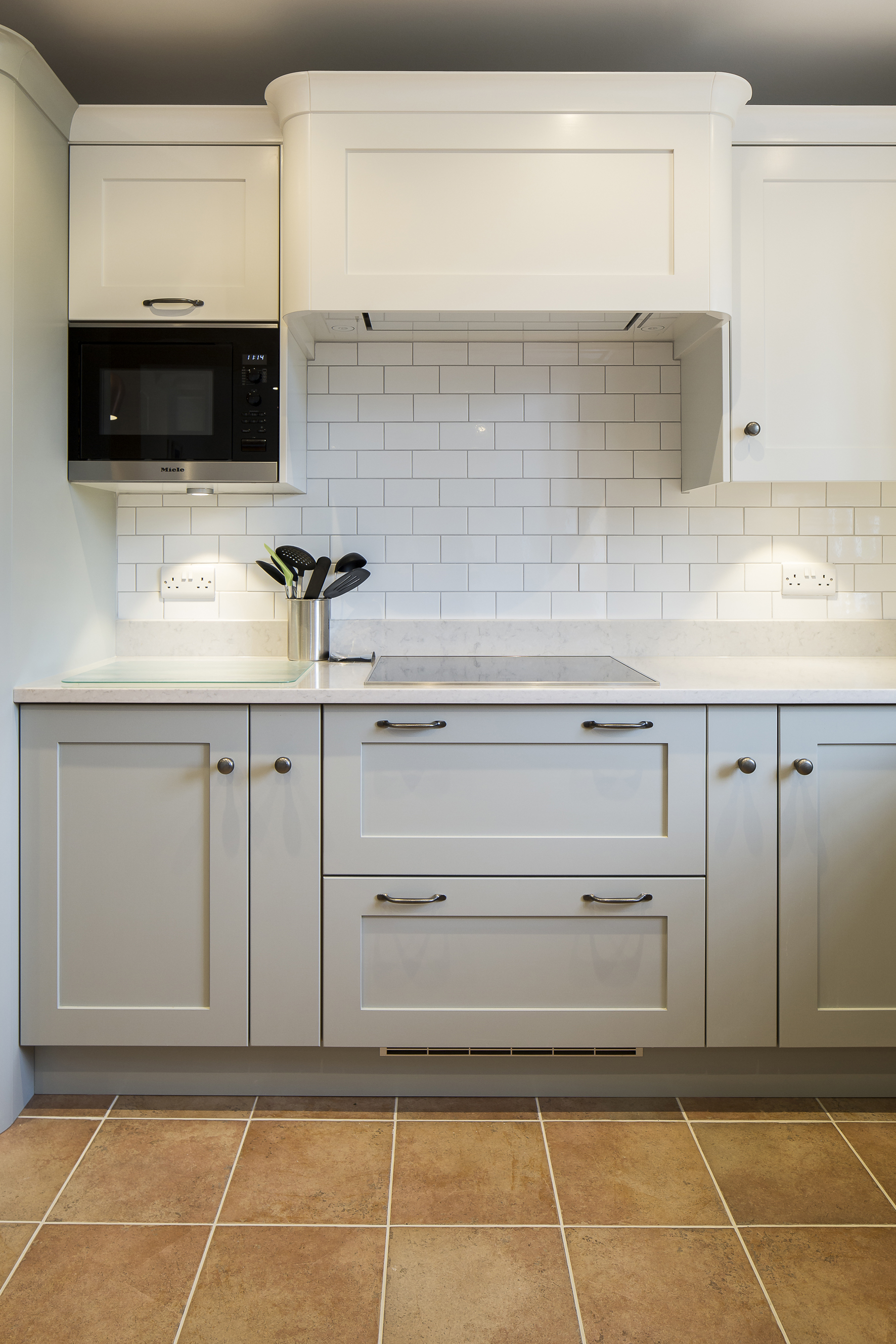 Miele How to Create a Shaker Style Kitchen Colour
